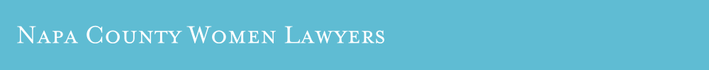 Napa County Women Lawyers